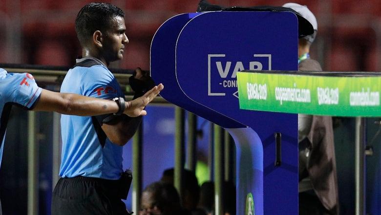 Copa America happy with video reviews despite some criticism