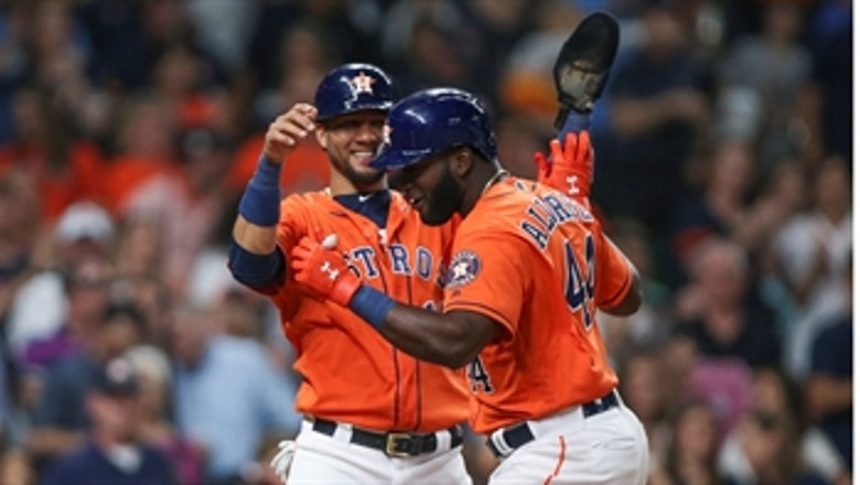 Yordan Alvarez becomes 4th player ever to hit 4 home runs in first 5 games
