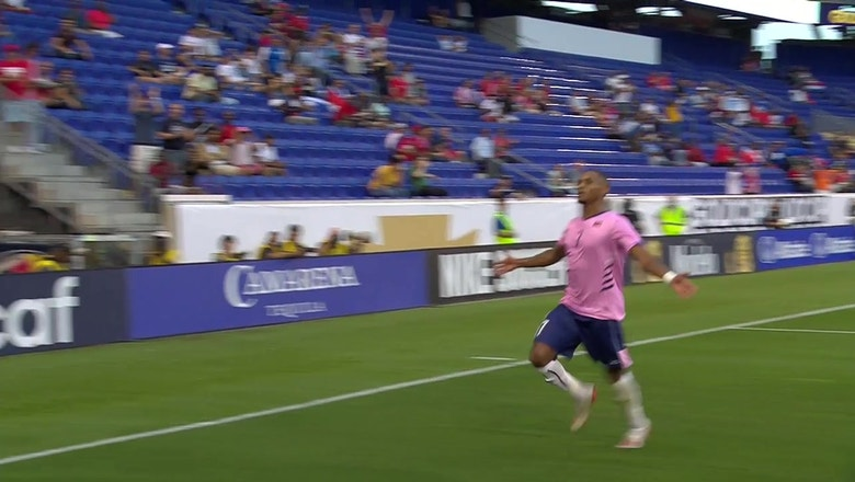 Lejuan Simmons gives Bermuda the late lead vs. Nicaragua | 2019 CONCACAF Gold Cup Highlights