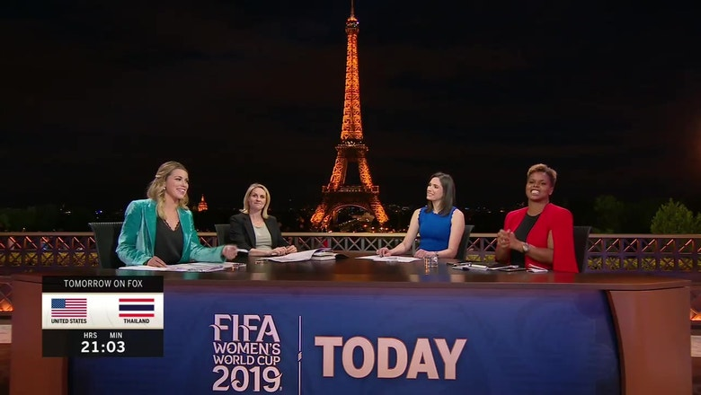Karina LeBlanc breaks down Canada's great open at the FIFA Women's World Cup™