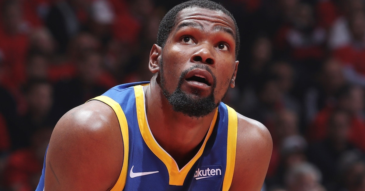 Rob Parker says Warriors have zero chance at winning a title without Kevin Durant