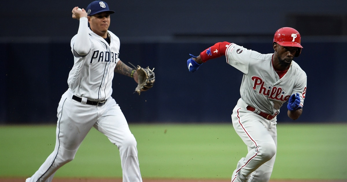 A. J. Pierzynski says the Phillies will miss Andrew McCutchen on and off the diamond