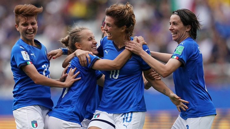 90 in 90: Jamaica vs Italy   2019 FIFA Women's World Cup™ Highlights