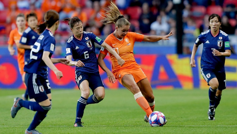 90 in 90: Netherlands vs. Japan | 2019 FIFA Women's World Cup™ Highlights