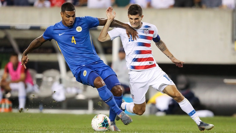 Stoppage Time with Stu: Breaking down USA's  underwhelming win vs. Curacao