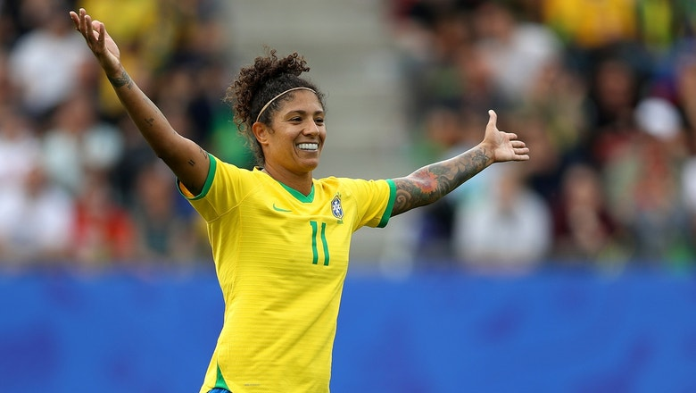 90 in 90: Brazil vs. Jamaica | 2019 FIFA Women's World Cup™ Highlights