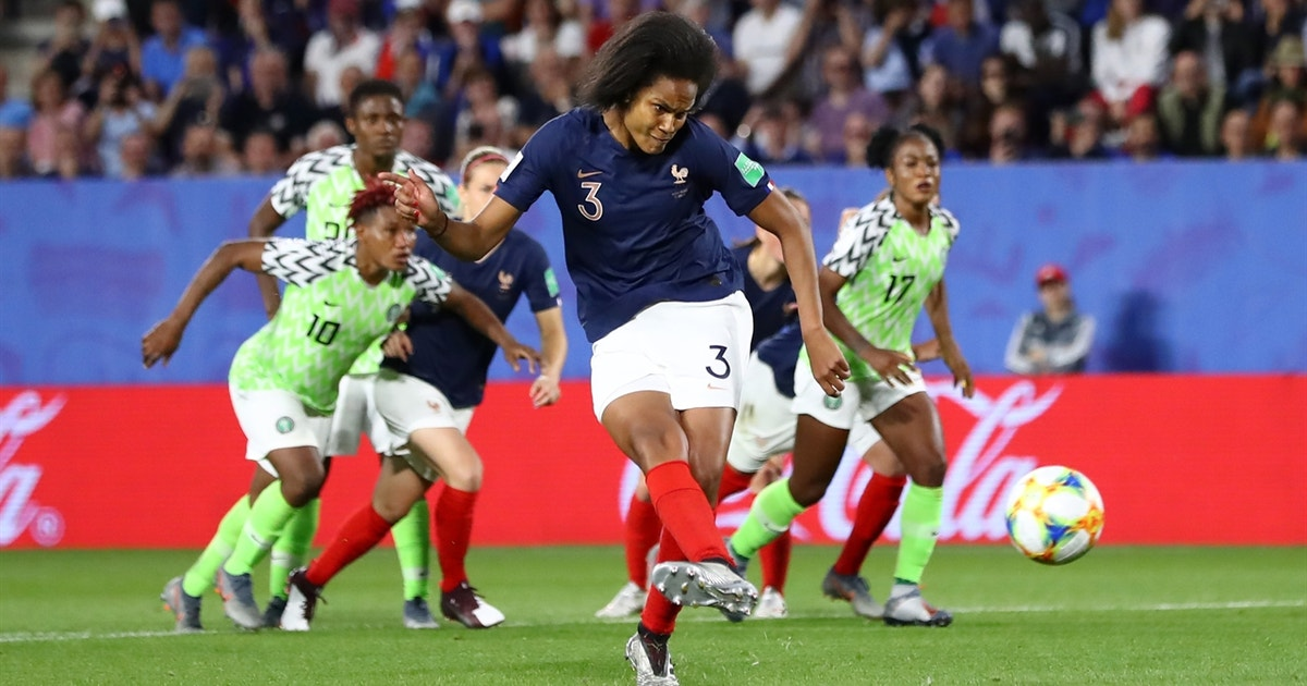 90 in 90: Nigeria vs. France | 2019 FIFA Women's World Cup™ Highlights