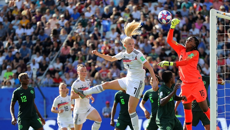 90 in 90: Germany vs. Nigeria | 2019 FIFA Women's World Cup™ Highlights