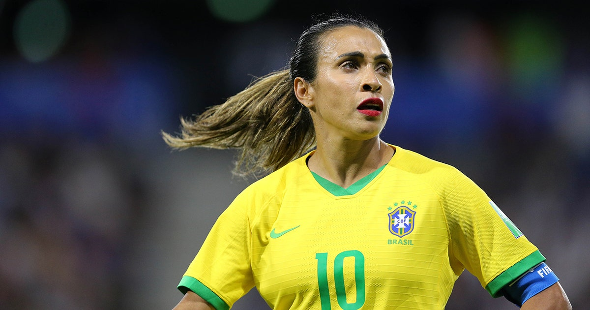 2019 FIFA Women's World Cup™: Brazil's Marta's epic, inspirational message is an absolute must-see