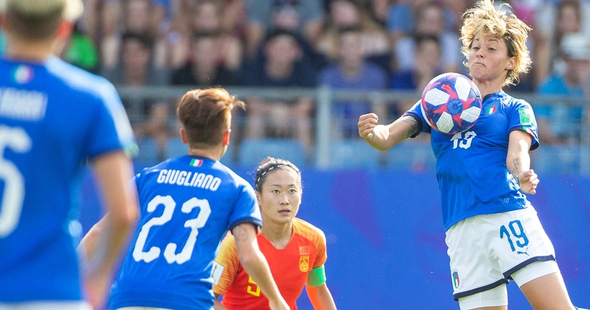 90 in 90: Italy vs. China   2019 FIFA Women's World Cup™ Highlights