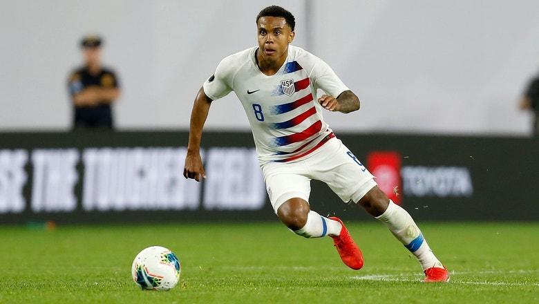 Weston McKennie header opens scoring vs. Curacao | 2019 CONCACAF Gold Cup Highlights