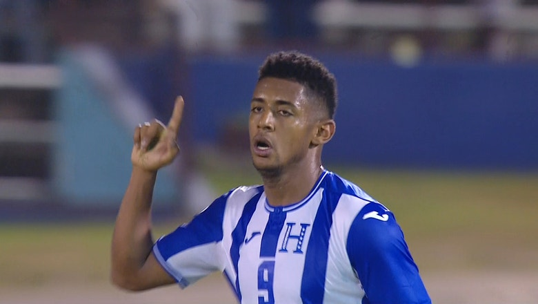 Anthony Lozano capitalizes on Jamaica miscue to put Honduras in striking distance | 2019 CONCACAF Gold Cup Highlights
