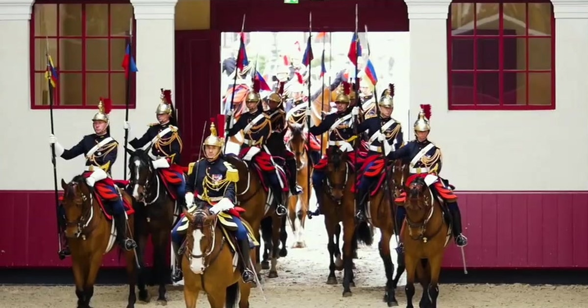 Learn about France's Republican Guard