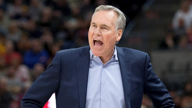 Jim Jackson doesn't think Mike D'Antoni  should remain the head coach of the Rockets