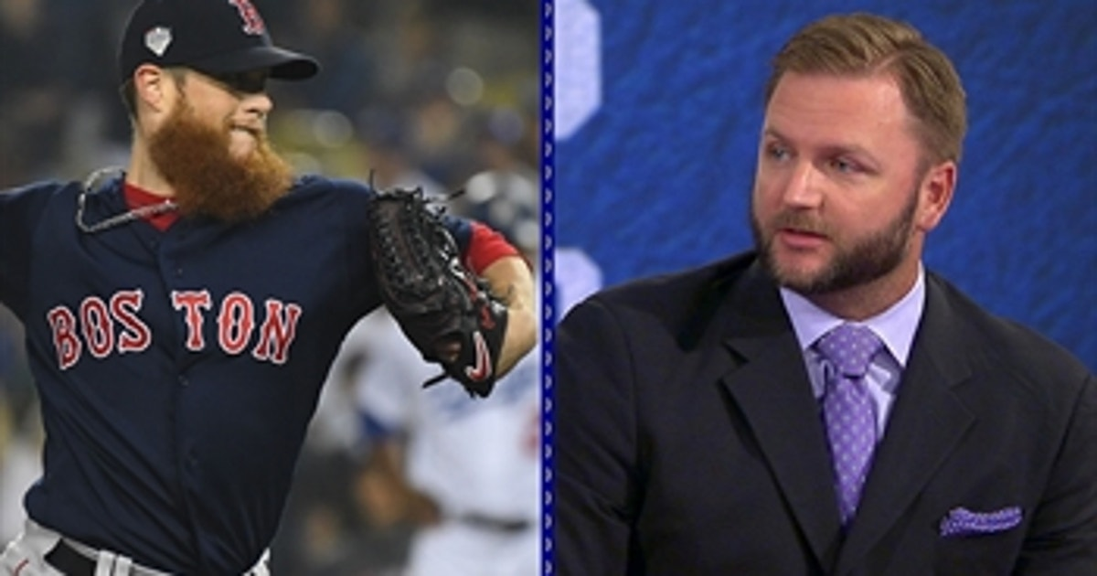 AJ Pierzynski reacts to Craig Kimbrel signing with the Cubs