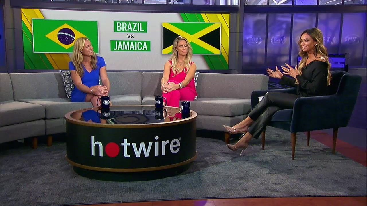 Where does Brazil turn with Marta out vs  Jamaica? | FOX SOCCER TONIGHT
