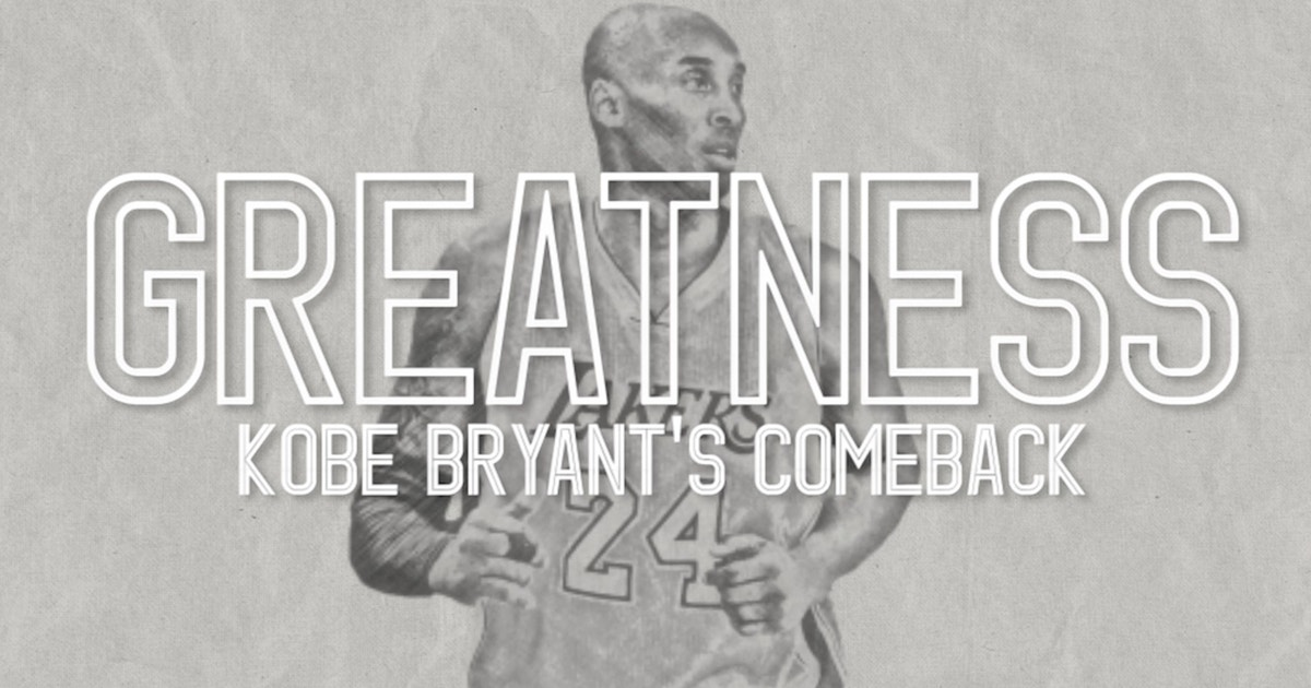 Greatness: Metta World Peace admires Kobe's comeback after Achilles adversity