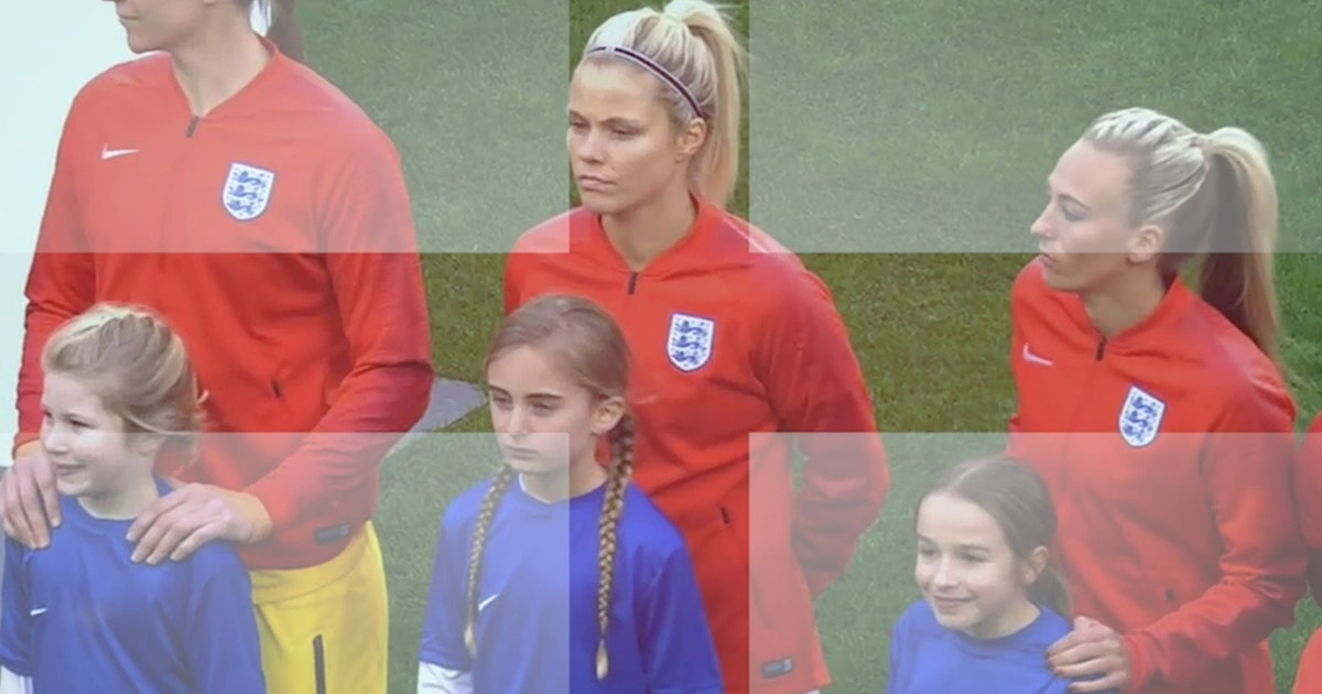 England forward Rachel Daly spent countless hours training for the 2019 Women's World Cup
