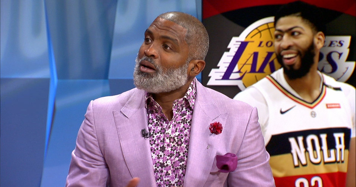 Cuttino Mobley thinks AD may be adding too much pressure on himself by wanting to play for the Lakers