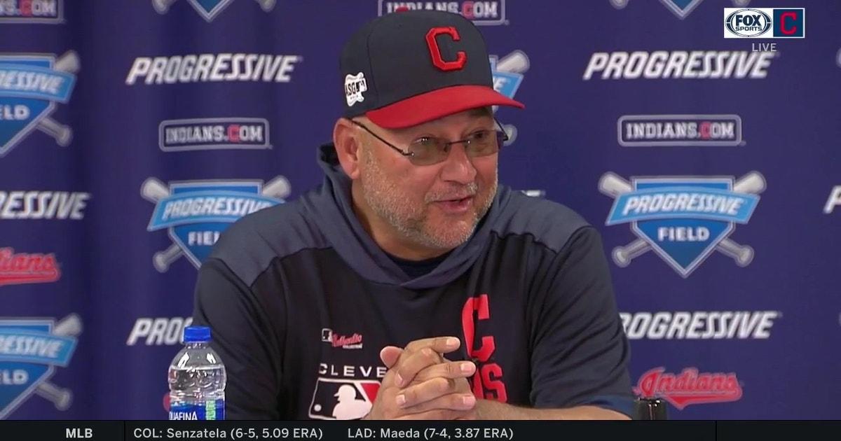 Terry Francona recaps Indians win over Tigers
