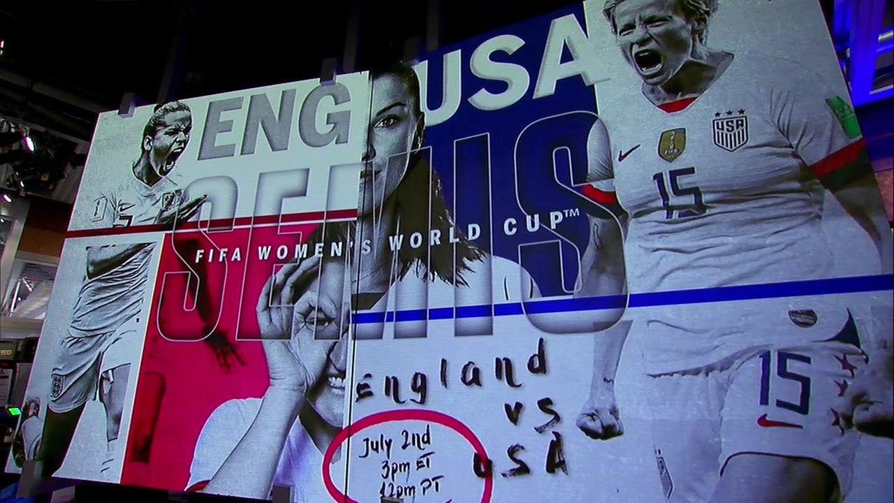 38300c58 United States vs. England: The importance of scoring first