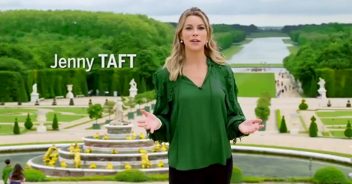 Jenny Taft takes you inside one of the most beautiful places on earth: Le Chateau de Versailles