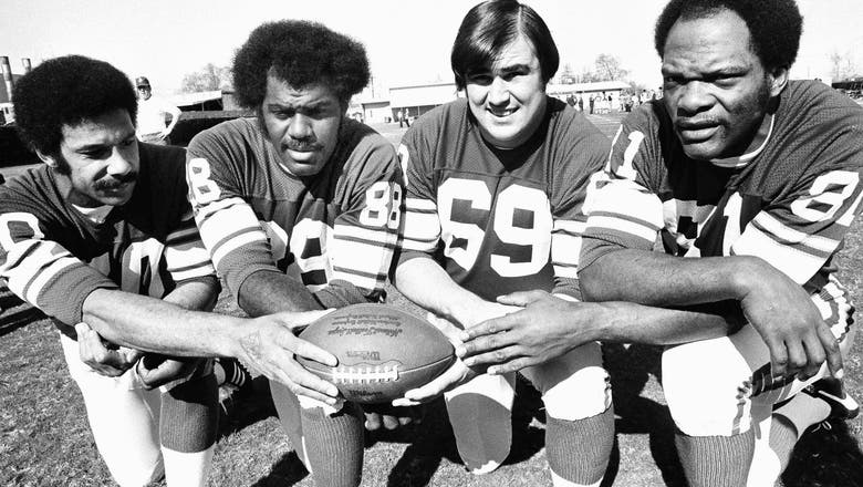 What's in a nickname? NFL has had great ones in its history