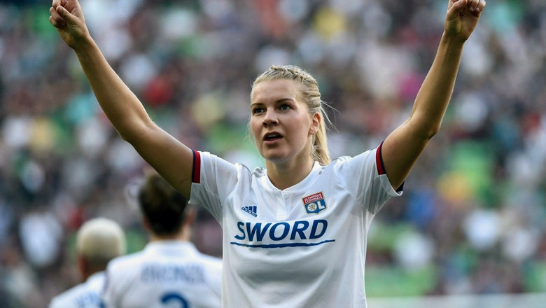 Hegerberg's absence prevents reunion with Lyon teammates
