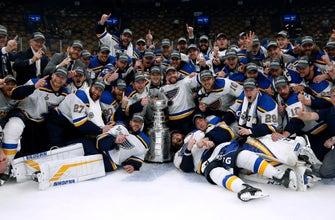 Blues' Binnington goes from castoff to Stanley Cup champion