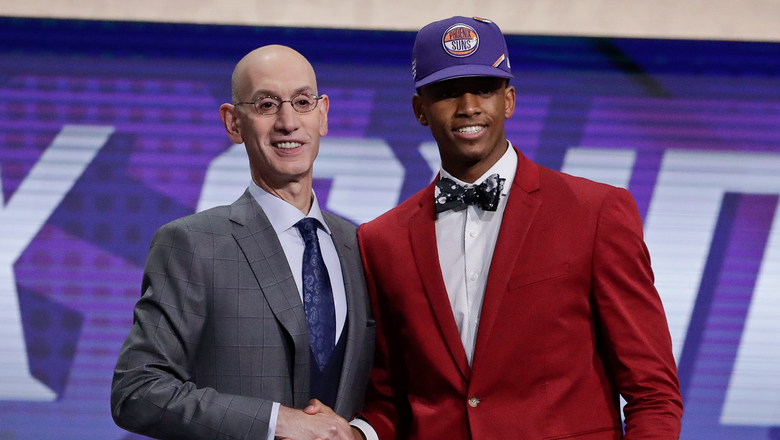 Texas Tech's Jarrett Culver picked by Suns, traded to Timberwolves