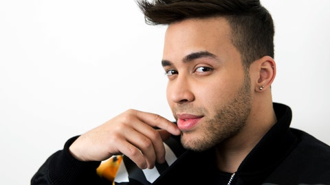 <p>               FILE - In this Monday, Feb. 27, 2017, file photo, singer Prince Royce poses for a portrait in New York. Royce says he's looking forward to headlining the 2019 Major League Soccer All-Star Concert because he loves singing live. He also looks to gain some new fans. (Photo by Brian Ach/Invision/AP, File)             </p>