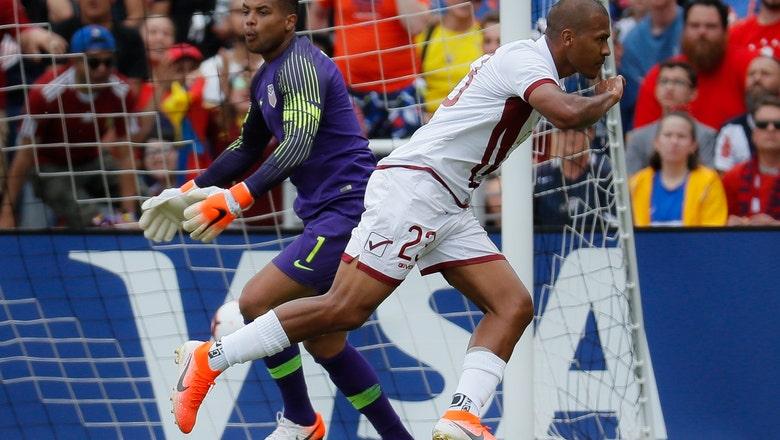 Venezuela shreds sloppy US defense early for 3-0 win