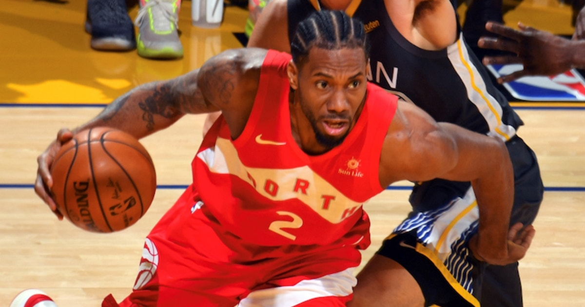 Nick Wright: Kawhi Leonard earned the title of 'best player in the world' after Raptors win first title