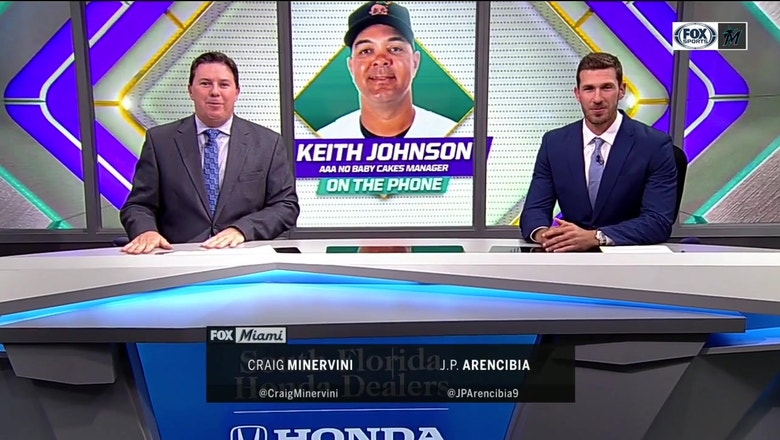 Keith Johnson talks about Zac Gallen's promotion to Major Leagues