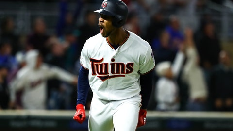 1. Return of the Mack by Mark Morrison - Byron Buxton