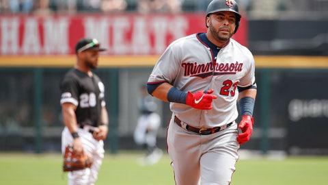 Nelson Cruz, Twins designated hitter (↑ UP)