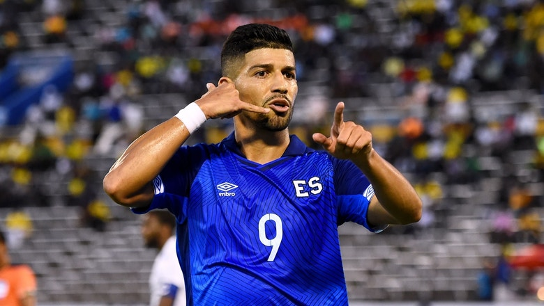 Nelson Bonilla's goal lifts El Salvador to 1-0 win vs. Curacao   2019 CONCACAF Gold Cup Highlights