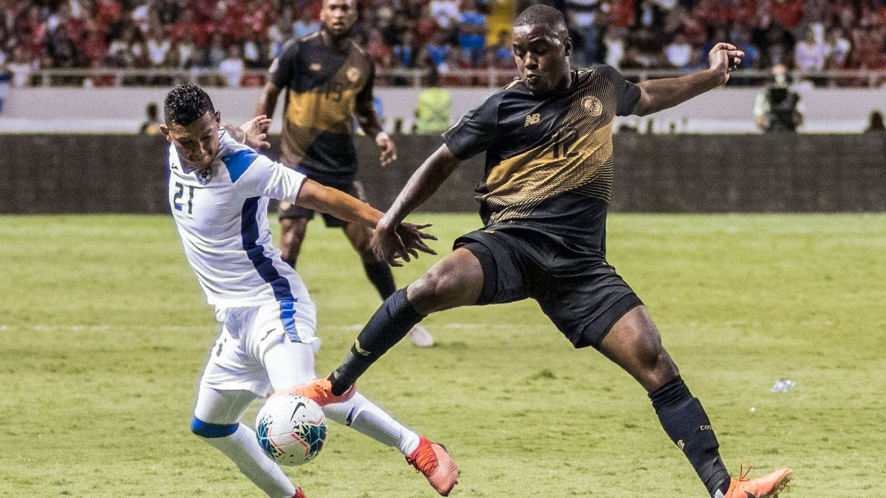 90 in 90: Costa Rica vs  Nicaragua | 2019 CONCACAF Gold Cup Highlights