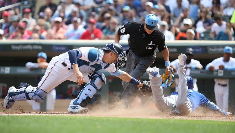Missed opportunities haunt Twins in 8-6 loss to Royals