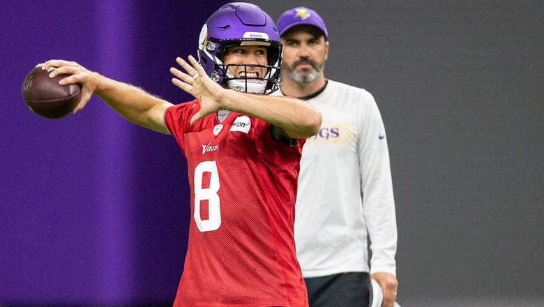 Vikings' Cousins wants to get to next level and not just be a '.500 quarterback'