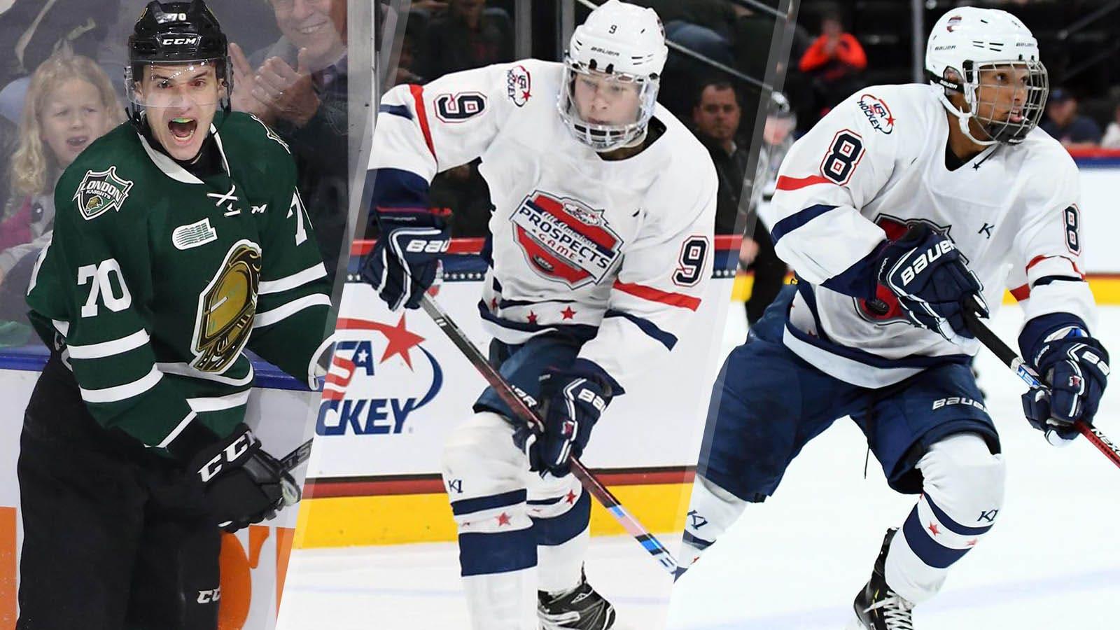 Minnesota Wild 2019 Nhl Draft Pick Capsules Fox Sports