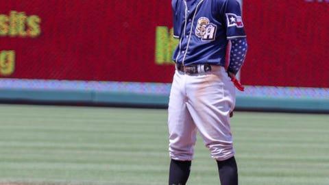 Mauricio Dubon, Brewers prospect