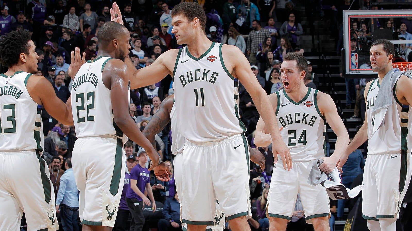 Outlook of Milwaukee Bucks' 2019-20 roster heading into