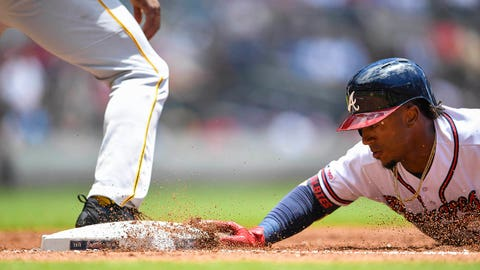 2. Bottom of Braves order has become one of MLB's best