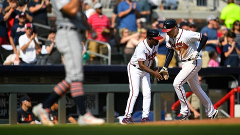 Three Cuts: Braves offense poised for scoring breakthrough
