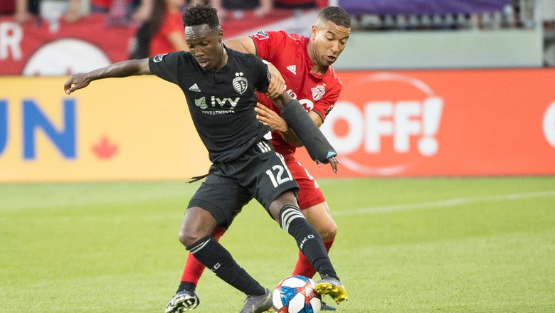 Gerso: 'It feels really good to be back'
