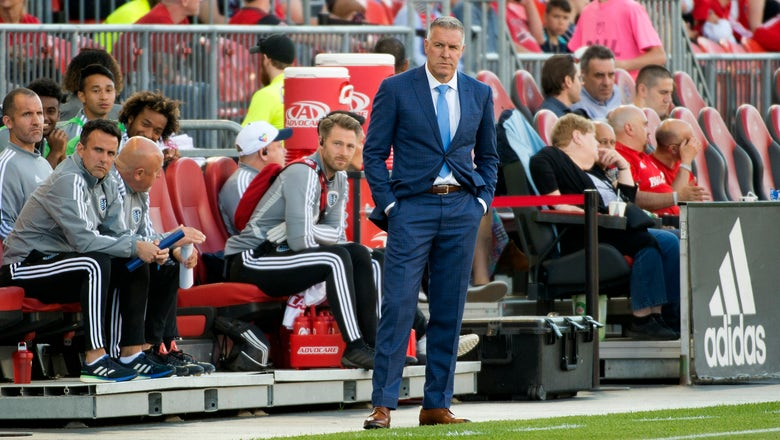 Vermes on draw with Toronto FC: 'We got a point, but not good enough'