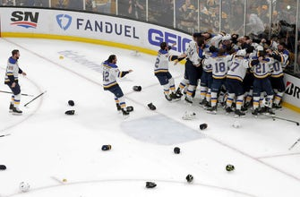 Blues are Stanley Cup champs: Game 7 in pictures