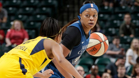 Odyssey Sims, Lynx guard (↑ UP)