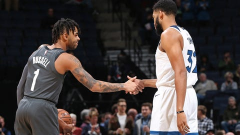 D'Angelo Russell reportedly wants to join Timberwolves
